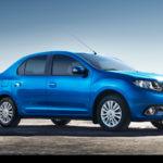 Обзор автомобиля Renault Logan