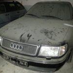 Подготовка автомобиля в случае длительного простоя