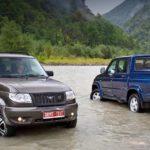 УАЗ снова отзывает свои автомобили