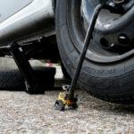 Замена колеса в автомобиле своими руками