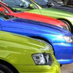 Какой цвет нужен автомобилю?