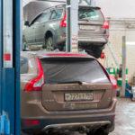 Ремонт бампера Вольво в сети автосервисов РусВольво: гарантия качества