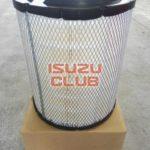 Всегда меняйте воздушный фильтр Исузу весной
