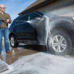 Как правильно помыть автомобиль вручную