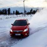 Советы по вождению зимой и в гололед