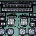 Светодиодные фары и балки для безопасного движения в темное время суток
