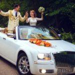 Что необходимо помнить при заказе свадебного авто: полезные рекомендации
